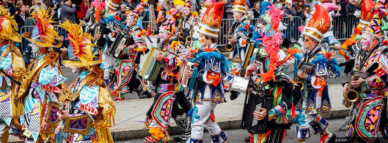Mummers Parade 2019 photo credit K Huff